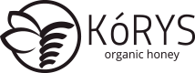 KόRYS Organic Honey Logo