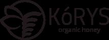 KόRYS Organic Honey Logo